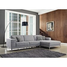 Agata Right Facing Chaise Sectional Sofa