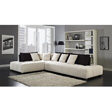 Almira Left Facing Chaise Sectional Sofa
