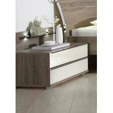 Loft 2 Drawer Nightstand (Set of 2)