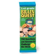 Brain Quest Game Deck - 1st Grade