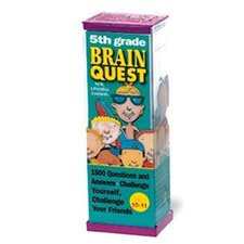 Brain Quest Game Deck - 5th Grade