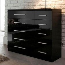 HE007 Ohio 10 Drawer Chest