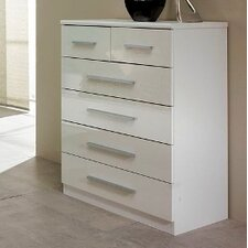 HE007 Ohio 6 Drawer Chest