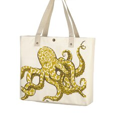 Octopus Shopping Tote