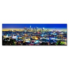 City of Angeles Photographic Print on Canvas