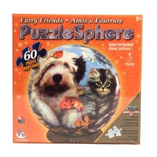 Furry Friends 60 Piece Jigsaw Puzzle