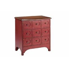 Alina 9 Drawer Chest