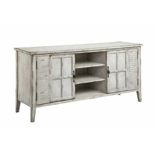 "Sigsbee 61"" Reclaimed Media Cabinet TV Stand"