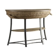 Crescent Key Console Table