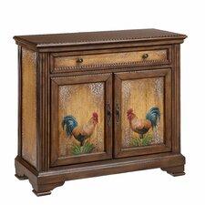 Joleigh 1 Drawer 2 Door Cabinet