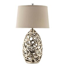 "Ripley 28.5"" H Table Lamp with Empire Shade"