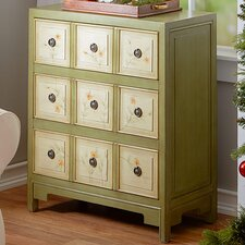 Lauren Hand Painted 3 Drawer Chest