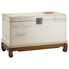 Market Village  Postage Stamp Storage Trunk