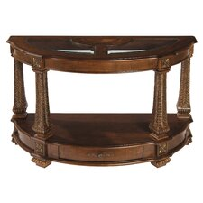 Westminster Demilune Console Table
