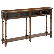 <strong>Stein World</strong> Double Console Table