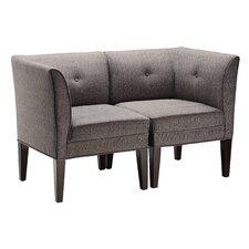 Smart Stylish Corner Fabric Arm Chair