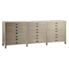 Wood Trends Driftwood Double Credenza