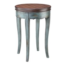 Painted Treasures End Table
