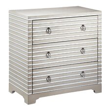 <strong>Stein World</strong> Cosmopolitan 3 Drawer Chest