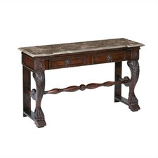 Monticello Old World Cherry Console