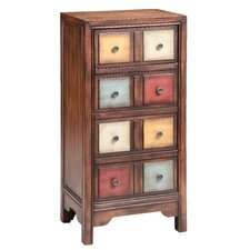 Brennan 4 Drawer Cabinet