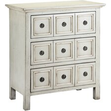 <strong>Stein World</strong> Chesapeake Petite 3 Drawer Apothecary Chest