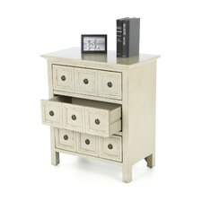 Chesapeake Petite 3 Drawer Apothecary Chest