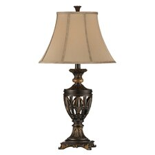 "Open Work 33"" H Table Lamp (Set of 2)"