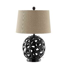 "Byland 24.5"" H Table Lamp with Empire Shade"
