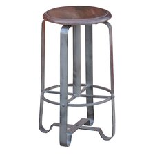 "Turks 24"" Bar Stool"