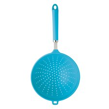 Colourworks Silicone Strainer in Blue