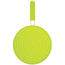 Colourworks Silicone Splatter Guard in Green