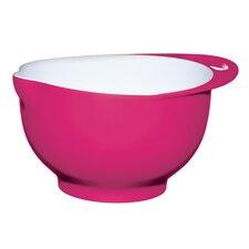 Colourworks Pink Melamine Two Tone Mixing Bowl