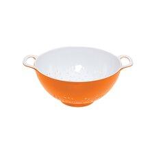 Colourworks Large Orange Melamine Colander