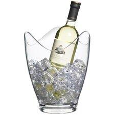 Bar Craft Clear Acrylic Drinks Pail / Wine Bucket