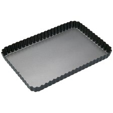 Master Class Non-Stick Rectangular Flan and Quiche Tin