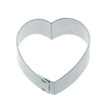 Cookie Cutter in Small Heart Shaped (Set of 12)