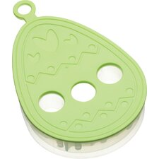 Let's Make Soft Touch Easter Egg Three Dimensional Cookie Cutter