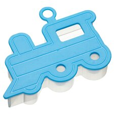 Let's Make Soft Touch Train Three Dimensional Cookie Cutter