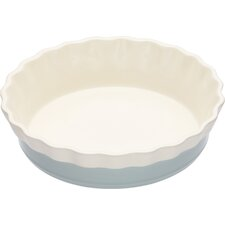 Classic Round Fluted Pie Dish (Set of 4)