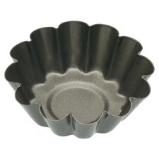 Non-Stick Mini Fluted Tart Tins