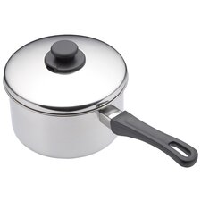 <strong>KitchenCraft</strong> Cookware Saucepan and Lid