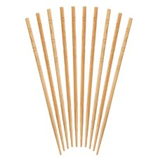 Cutlery Pack Of Ten Chop Sticks