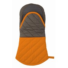 Colourworks Oven Mitt in Orange