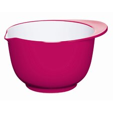 Colourworks Mixing Bowl in Pink / White