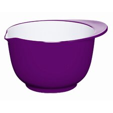 Colourworks Mixing Bowl in Purple / White