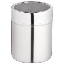 Fine Mesh Sugar / Flour Shaker and Lid