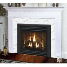 Flush Fireplace Mantel