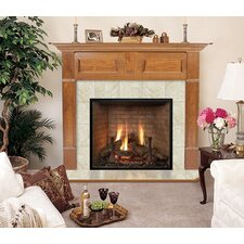 Deluxe Wellington Flush Fireplace Mantel Surround