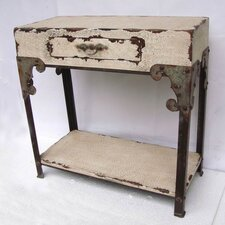 Vintage Antique Console Table